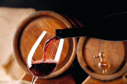 Troodosgebergte Kleine Groepstocht met Wijnmakerij & Omodos