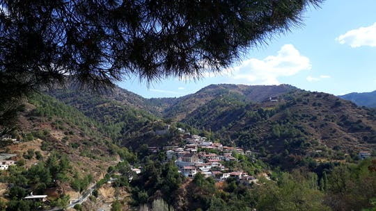 Troodos Mountains Villages & Delicacies Small Group Tour from Larnaca