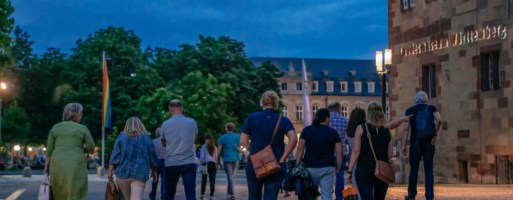 Guided mediterranean culinary tour in Stuttgart