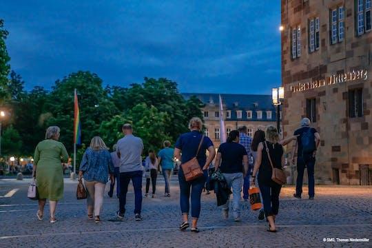 Begeleide mediterrane culinaire tour in Stuttgart