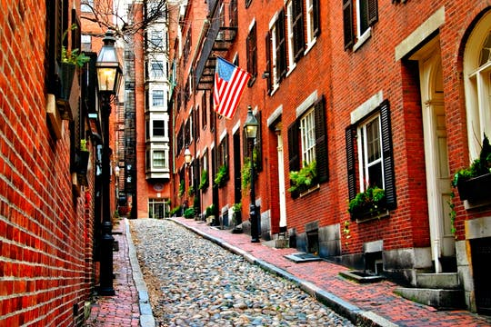 Privétour van een halve dag door Boston: Beyond the Freedom Trail