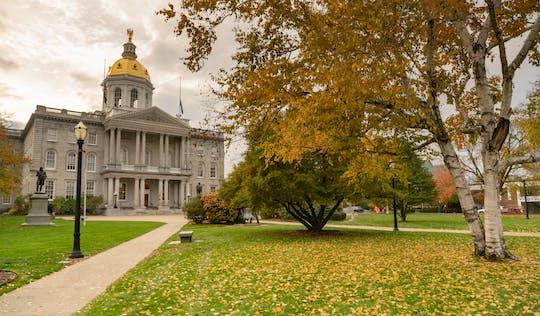 Excursão privada para a histórica Concord
