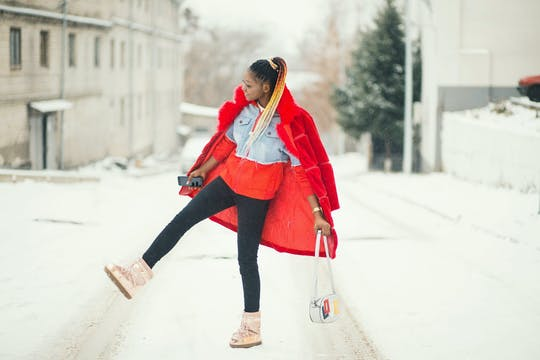 Tour guidato privato a piedi di Natale a Copenaghen