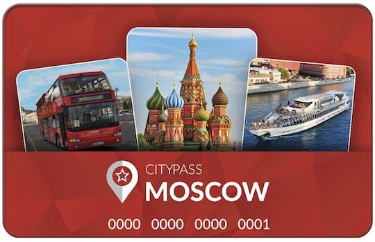 Moscú CityPass