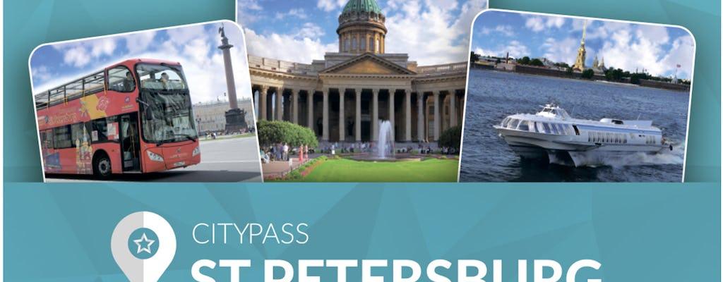 Saint Petersburg CityPass