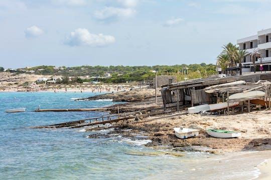 Ferryticket naar Formentera