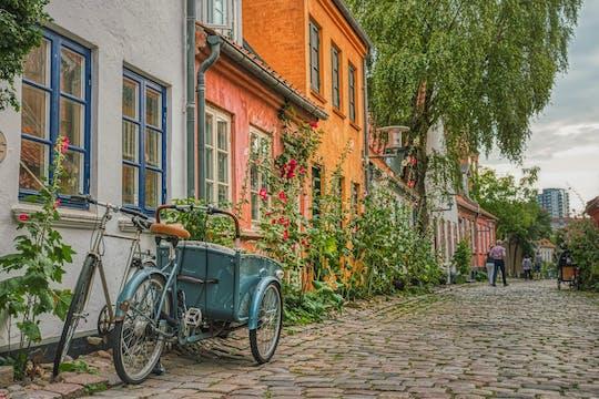 Passeio a pé privado romântico em Aarhus