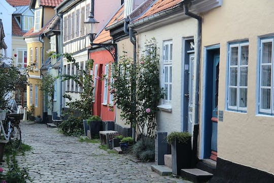 Romantic Aalborg private guided walking tour