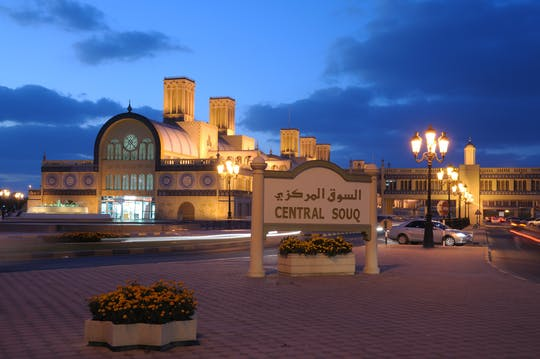 Tour autêntico da herança dos Emirados com traslados
