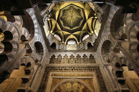 Экскурсия в мечеть и еврейский квартал Кордовы