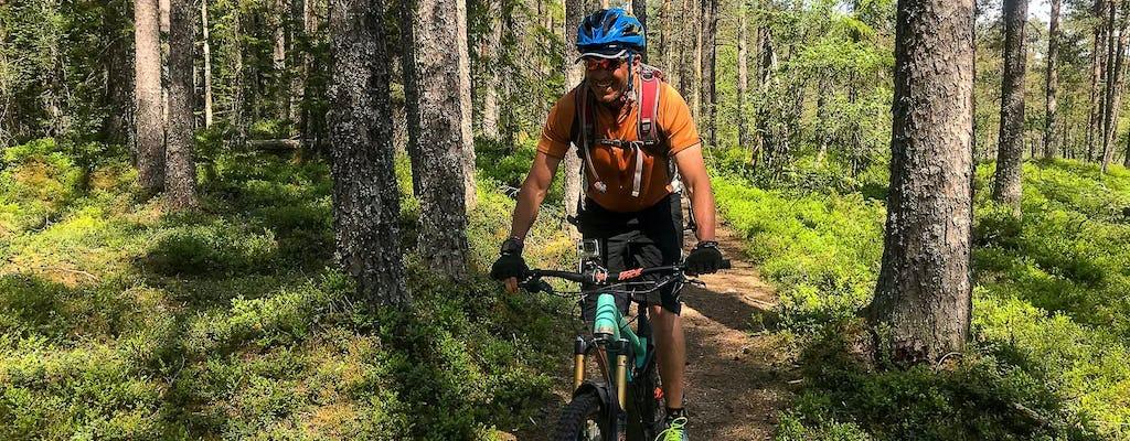Mountainbike-Verleih in Voss