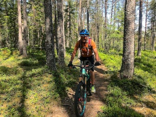 Wypożyczalnia rowerów górskich w Voss