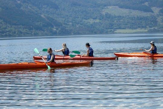 Noleggio di kayak a Voss