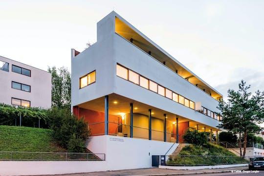 Guided tour Weißenhof Estate Stuttgart