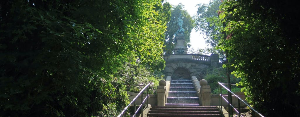 Guided walk through the east of Stuttgart