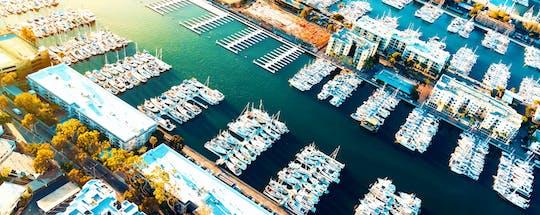 Crucero con cena en Marina del Rey
