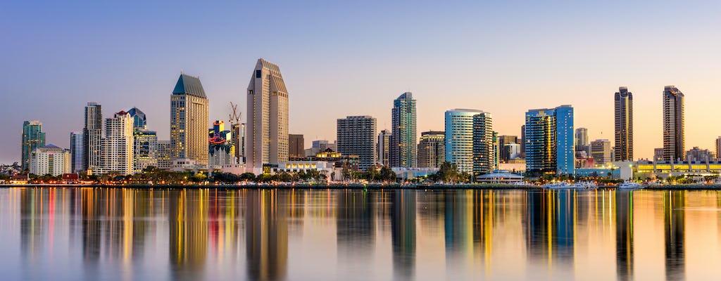 Diner en film aan de baai van San Diego