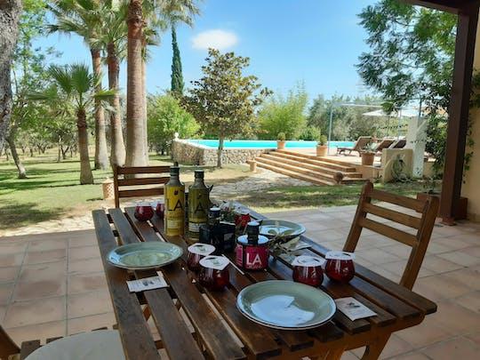 Wycieczka z degustacją oliwy z oliwek na Majorce