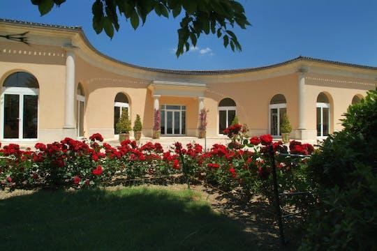 Lalande-de-Pomerol wine tasting tour at Vignobles Chatonnet