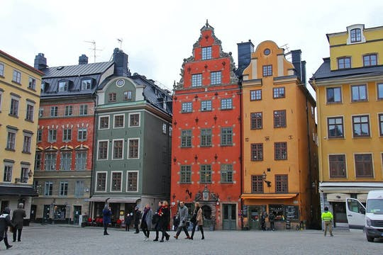 Stockholm private guided walking tour