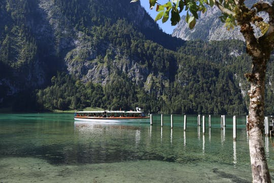 Königssee private walking tour and boat tour