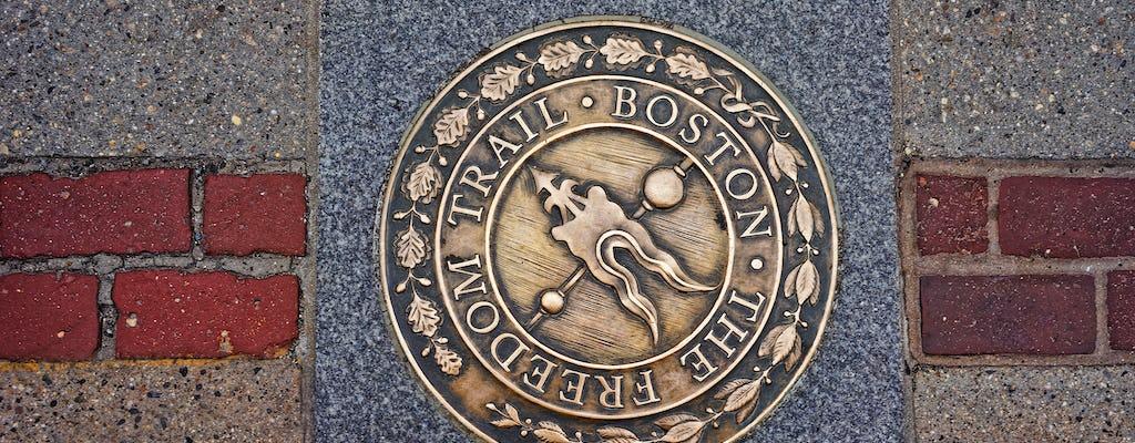 Freedom Trail de Boston con paseo por el vecindario de North End
