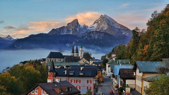 Berchtesgaden private and guided walking tour