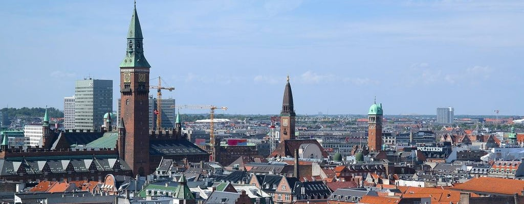 Copenhagen private and guided walking tour