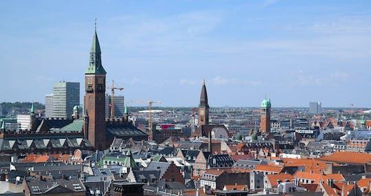 Passeio a pé privado e guiado em Copenhague