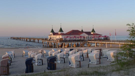 Usedom private and guided walking tour