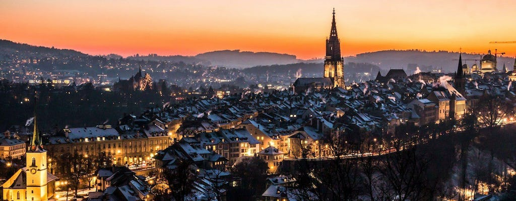 Bern private and guided walking tour