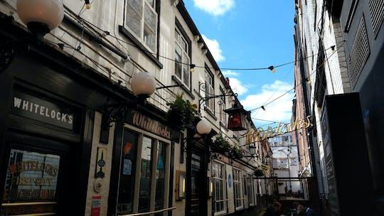 Tour da cerveja histórica em Leeds