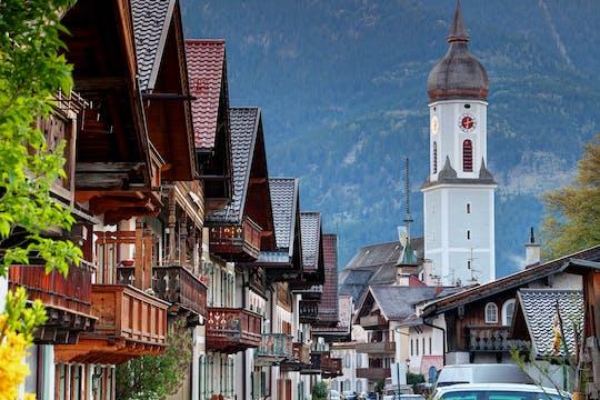 Garmisch-Partenkirchen caminhada particular e guiada