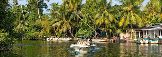 Madu River privébootsafari vanuit de regio Galle