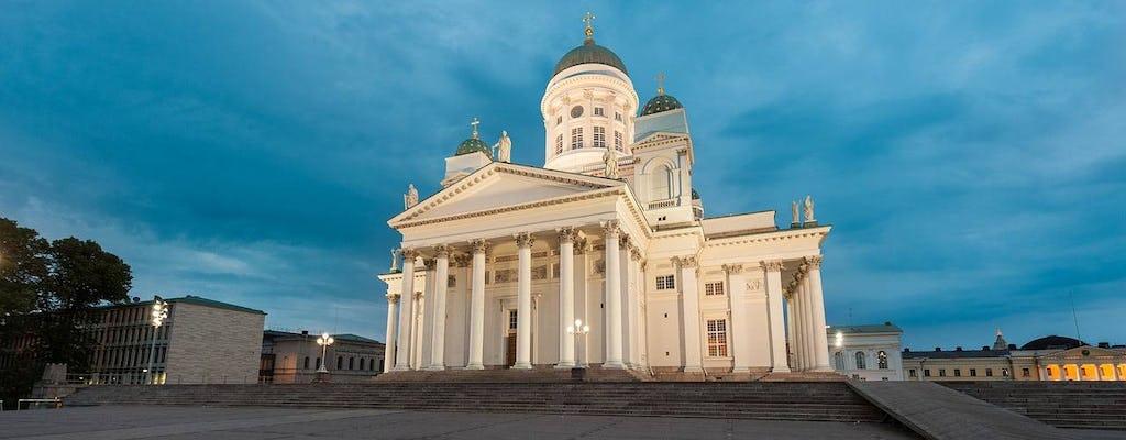 Visita a pie privada y guiada por Helsinki