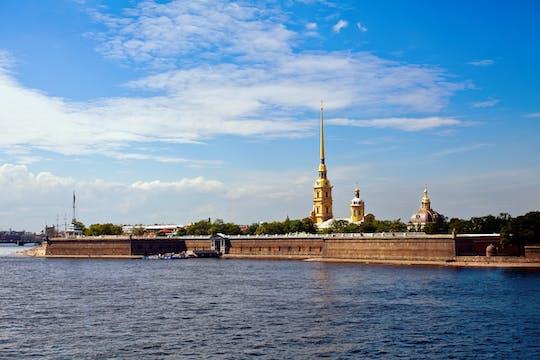 San Petersburgo: Museo Fabergé con paseo por ríos y canales