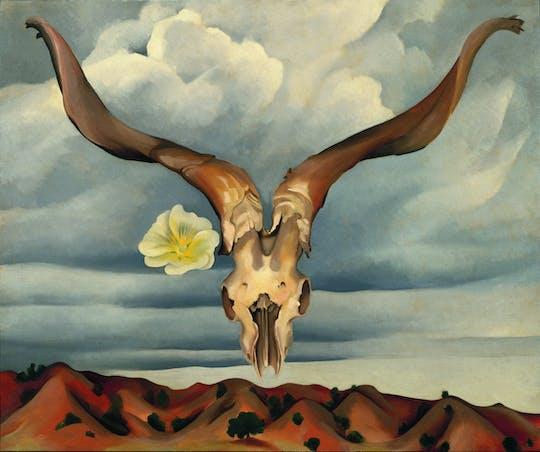 'Baselitz, Georgia O'Keeffe' + biglietto per museo e mostra