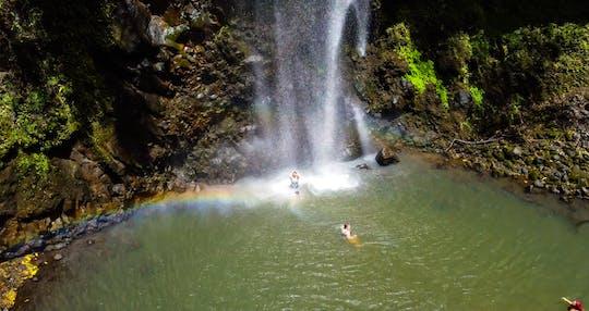 Excursion en kayak à Secret Falls à Kauai