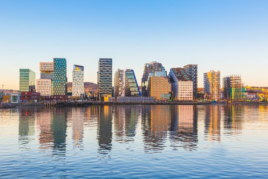 Oslo private and guided walking tour