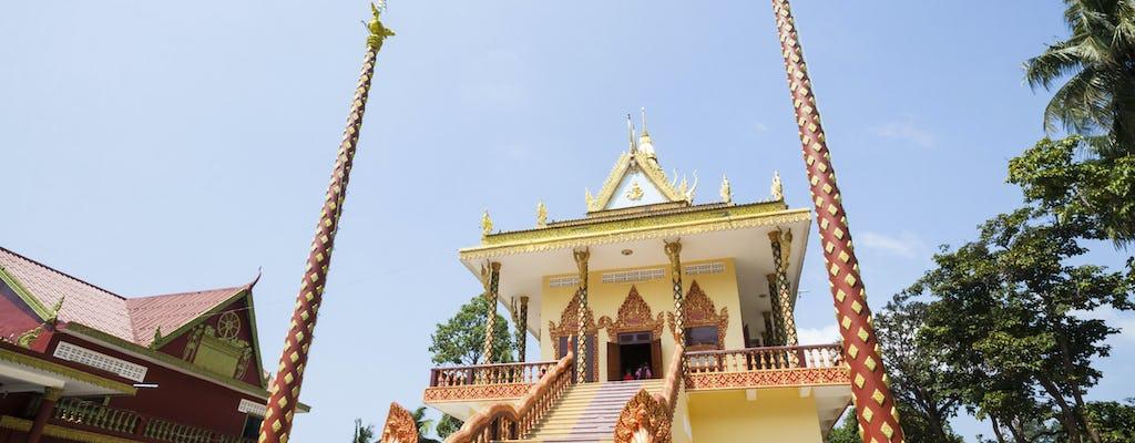 Cercle de vie à Sihanouk Ville visite privée en tuk tuk