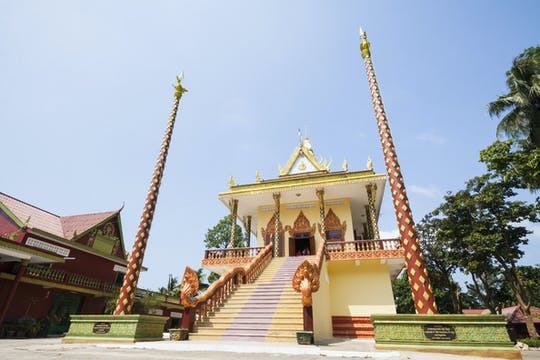 Circuito da vida em Sihanouk Ville - tour privado de tuk tuk