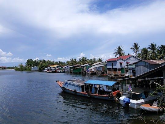Excursión de un día completo al pueblo de Kampot desde Sihanoukville con almuerzo