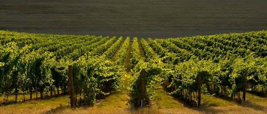 Walla Walla in Woodinville wine pass