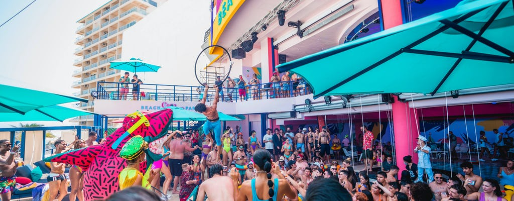 Coco Bongo Beach Party Ticket