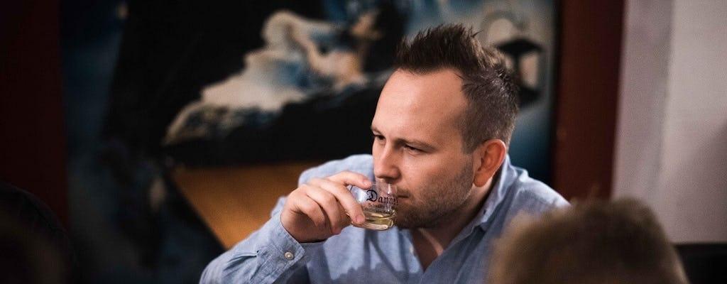 Whiskey tasting in Stuttgart