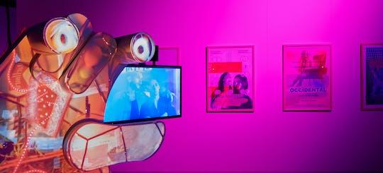 """Visita guidata alla mostra """"Digital Mourning"""" di Neïl Beloufa"""