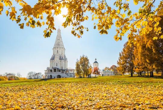 Visita guiada privada al Museo-Reserva Kolomenskoye en Moscú