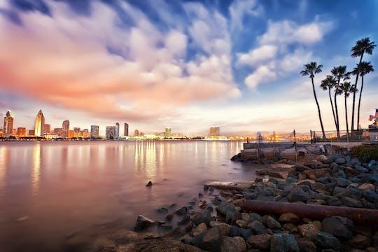 Crucero con cócteles con vistas y bebidas en San Diego