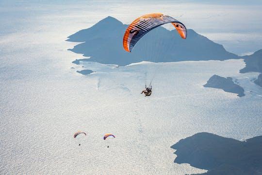 Oludeniz Paragliding Experience