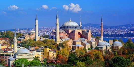Откройте для себя Собор Святой Софии, Дворец Топкапы и Цистерну Базилика Тур по Стамбулу